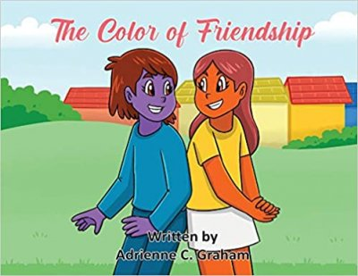 The color of friendship storybook