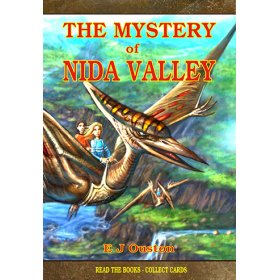 The Mystery of Nida Valley by E J Ouston