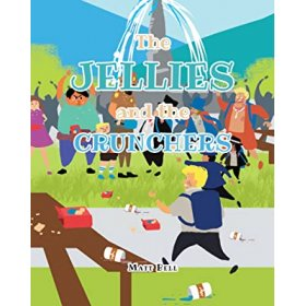 The jellies and the crunchers storybook