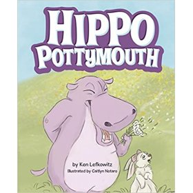 Hippo Pottymouth storybook