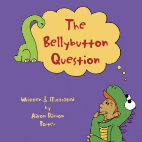The bellybutton question storybook